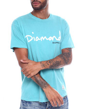 Diamond Supply Co - OG SCRIPT OVERDYE SS Tee-2363128