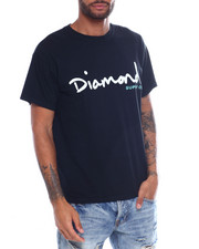 Diamond Supply Co - OG SCRIPT OVERDYE SS Tee-2363139