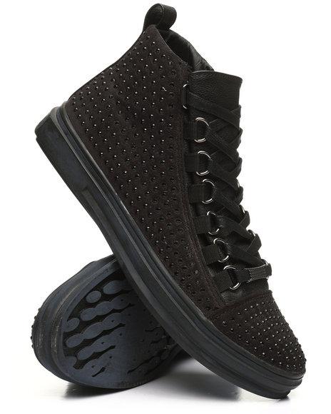 AURELIO GARCIA - Studded Sneakers