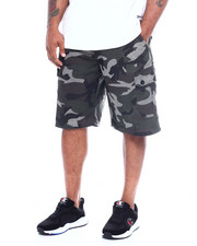 NOTHIN' BUT NET - Camo Printed Cargo Short (B&T)-2363844