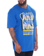Akademiks - Atomic Space S/S Tee (B&T)-2362591