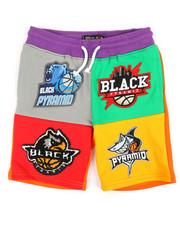 Bottoms - Square Shorts (5-18)-2361620