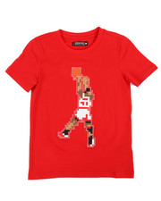 Hudson NYC - Digital Goat Hooper T-Shirt (5-18)-2361923