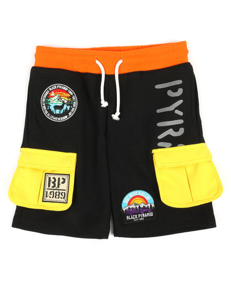 Black Pyramid - Outdoors Shorts (5-18)