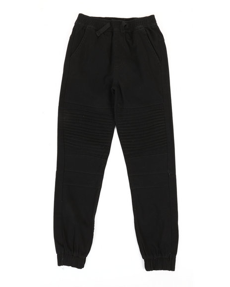Phat Farm - Stretch Washed Twill Moto Jogger Pants (8-20)