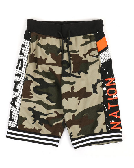 Parish - French Terry Shorts (8-20)