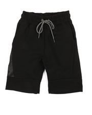 Arcade Styles - Tech Fleece Shorts W/ Wrap Around Heat Zipper (8-20)-2362930