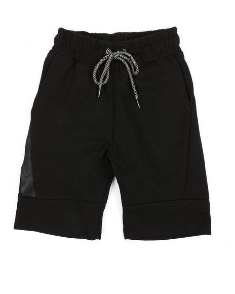 Arcade Styles - Tech Fleece Shorts W/ Wrap Around Heat Zipper (8-20)