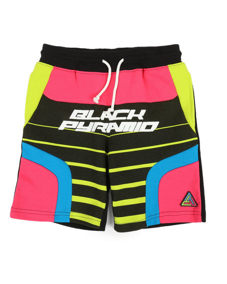 Black Pyramid - Fast Way Shorts (5-18)