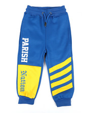 Boys - Color Block Track Pants (2T-4T)-2362638