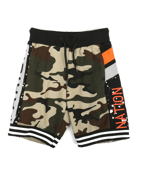 Parish - French Terry Shorts (4-7)
