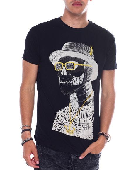 Buyers Picks - Hipster Skull Jewel Tee
