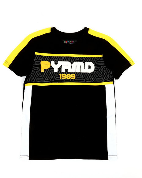 Black Pyramid - Pyramid 1989 T-Shirt (5-18)
