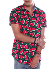 Spring-Summer-M - WATERMELON SS BUTTON DOWN SHIRT-2364662