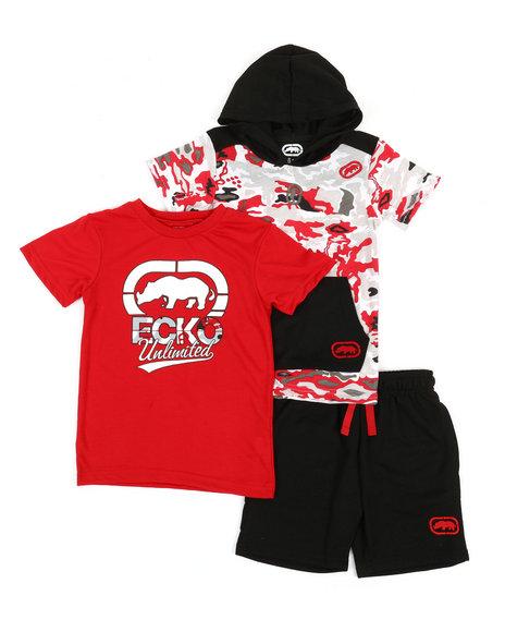 Ecko - 3 Pc Knit Set (4-7)