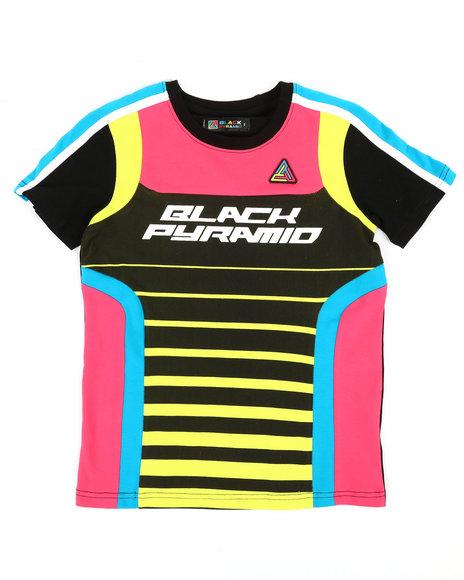 Black Pyramid - Fast Way T-Shirt (5-18)