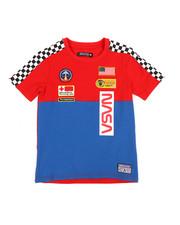 Hudson NYC - Raceway Nasa T-Shirt (5-18)-2361894