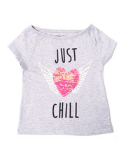 Girls - Zoey Sequin Tee (2T-4T)-2364079