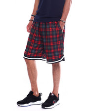 Shorts - Scotish Plaid Basketball short-2364045