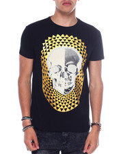 Men - Jewel  Geometric Skull Tee-2364463