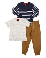 Boys - 3 Piece Knit Set (4-7)-2357487