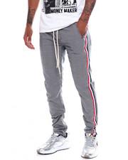 Pants - Triple Stripe Plaid Track Pant-2365137