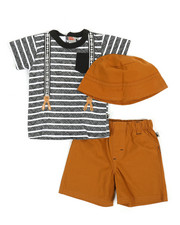 Duck Duck Goose - 3 Piece Knit Set (12-24Mo)-2361246