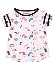 Girls - Bella Raglan Tee (4-6X)-2364083