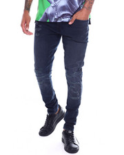 Jordan Craig - Sean Distressed Stretch Jean-2365029