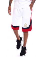 Shorts - BINDING TRACK SHORT W EMBROIDERY-2365485