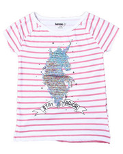 Girls - Zoey Sequin Tee (2T-4T)-2364127