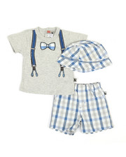 Boys - 3 Piece Knit Set (12-24Mo)-2361190