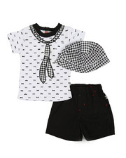 Boys - 3 Piece Knit Set (12-24Mo)-2360374