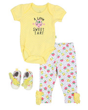 Girls - 3 Piece Knit Set (Infant)-2349127