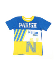 Boys - Color Block Cut & Sew Jersey Tee (2T-4T)-2362739