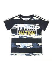Boys - Camo Print Jersey Tee (2T-4T)-2362730