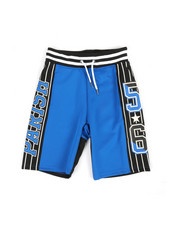 Boys - Color Block Shorts (8-20)-2364698