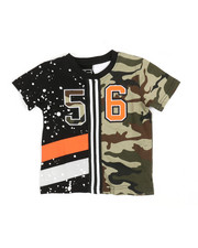 Boys - Printed Jersey Tee (2T-4T)-2362774