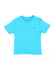 Boys - Nautica Striped Print Tee (2T-4T)-2363992