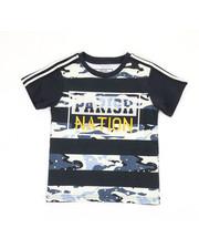 Boys - Camo Print Jersey Tee (4-7)-2362797