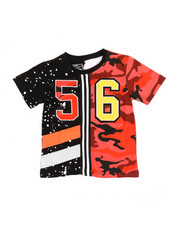 Boys - Printed Jersey Tee (4-7)-2362769