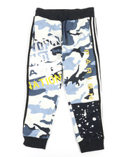 Boys - Color Block Jogger Pants (4-7)-2362678