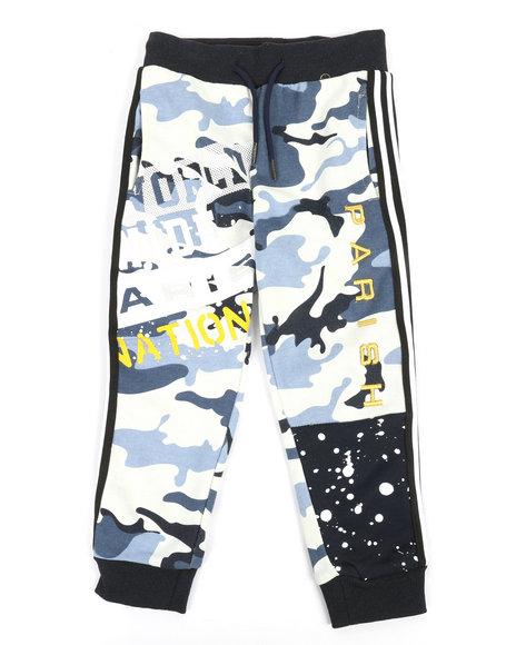 2538d673684c Buy Color Block Jogger Pants (4-7) Boys Bottoms from Parish. Find ...