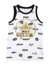 Boys - All Over Printed Tank Top (4-7)-2364593