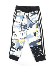 Boys - Color Block Jogger Pants (2T-4T)-2362674