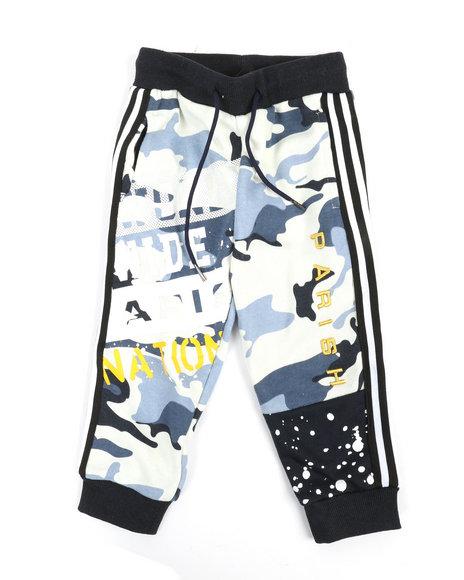 Parish - Color Block Jogger Pants (2T-4T)