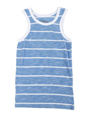 Boys - Stripe Tank Top (8-20)-2362633