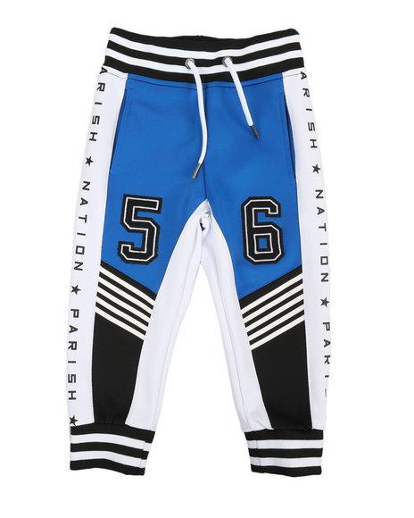 Parish - Color Block Track Pants (2T-4T)