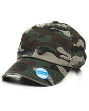 Boys - Camo Basic Youth Dad Hat-2351565