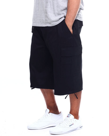 Basic Essentials - Cargo Shorts with Belt (B&T)